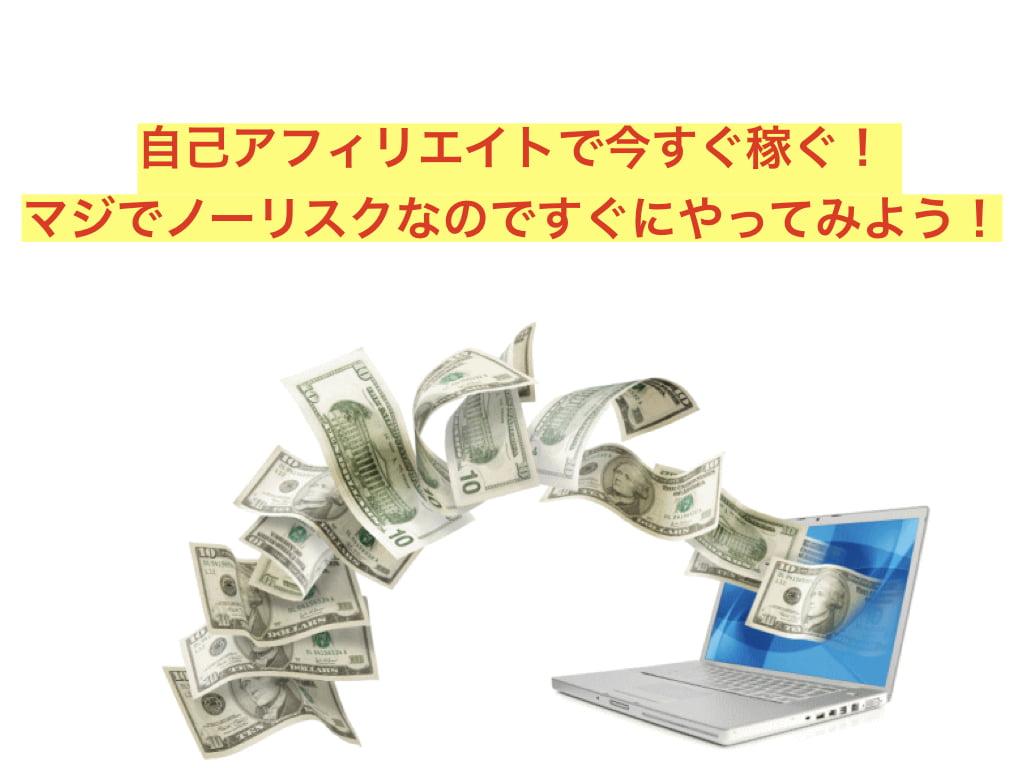 ハピタスの自己アフィリエイトで今すぐ5万〜から10万を稼ぐ方法【動画解説あり】